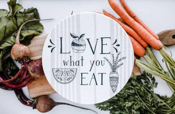 Bilde av  Str.L Bolletrekk, Love What You Eat / Your Green Kitchen