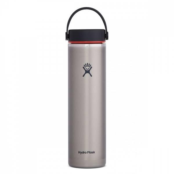 Bilde av Lightweight termoflaske 709ml, SLATEWide Mouth / Hydro Flask