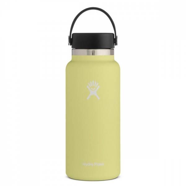 Bilde av Termoflaske 946 ml, PINEAPPLE,Wide Mouth Flex Cap / Hydro Flask