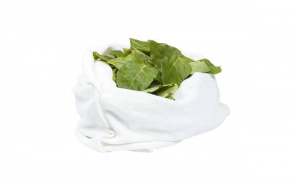 Bilde av Plastfri oppbevaringspose til grønnsaker, SMALL / Tierra Verde