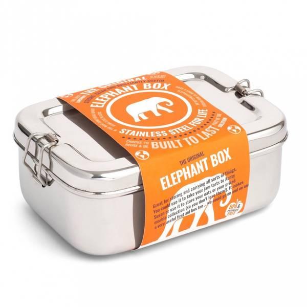 Bilde av DYP matboks i stål 2 liter / Elephant Box