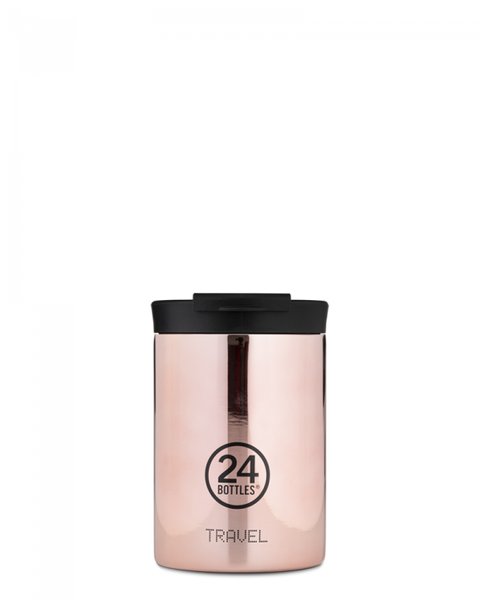 Bilde av Termokopp 350 ml Rose Gold / 24Bottles