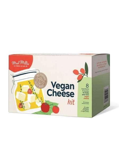 Bilde av DIY-kit Lag vegansk ost / Mad Millie