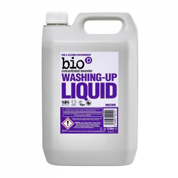 Bilde av 5 L oppvasksåpe Lavendel / Bio-D