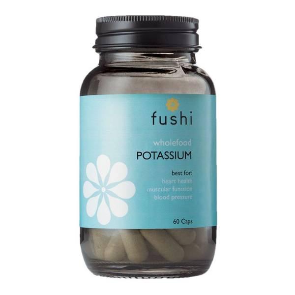 Bilde av Potassium (kalium) 60 kapsler / Fushi