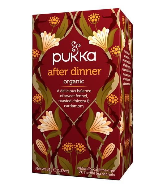 Bilde av Pukka After Dinner 20 teposer