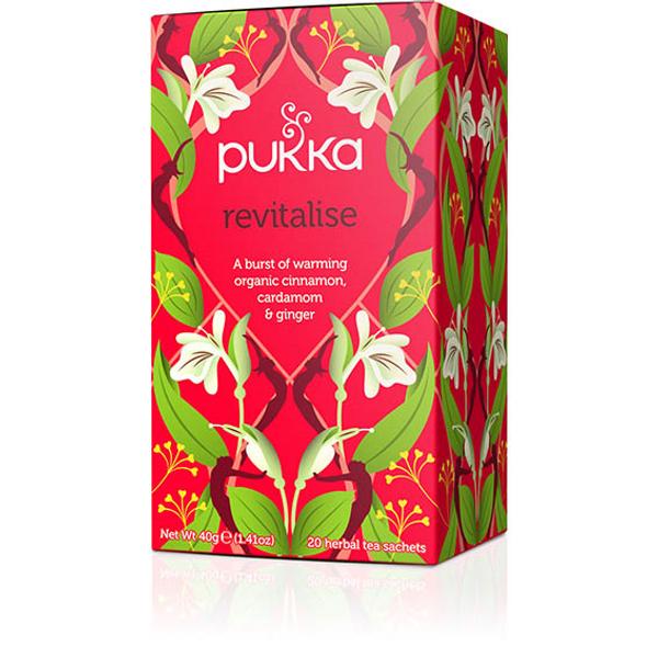 Bilde av Pukka Tea Revitalise