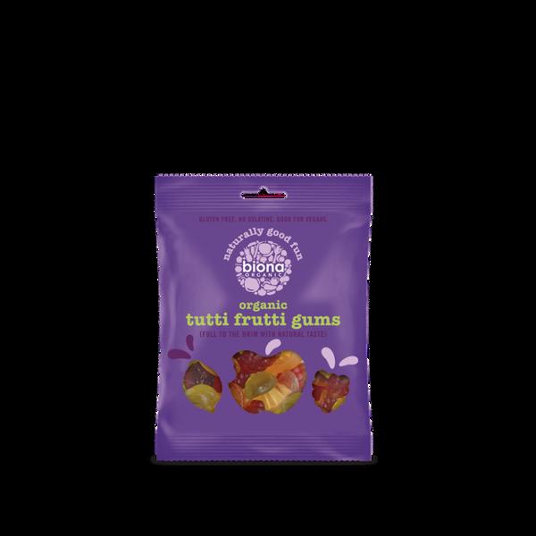 Bilde av Tutti Frutti Gums smågodt 75g / Biona Organic