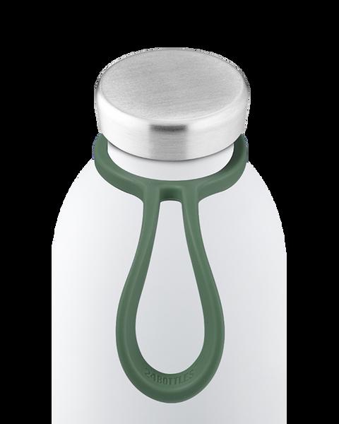 Bilde av Stropp til drikkeflaske, Grønn / 24Bottles