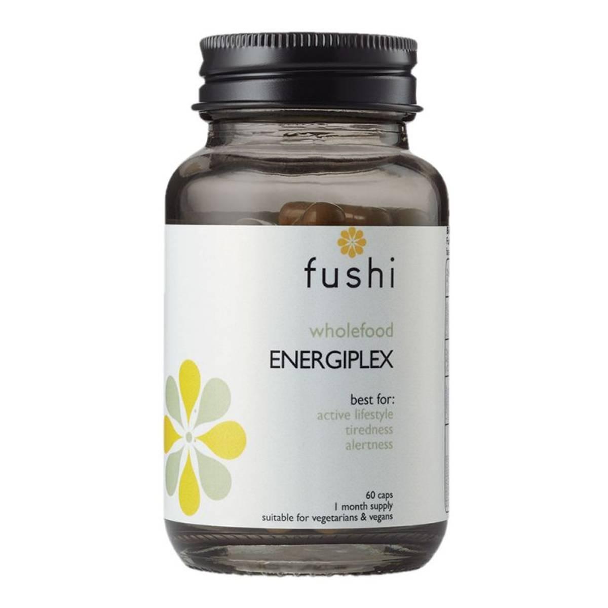 Energi Plex - for en aktiv livsstil, 60 kapsler / Fushi Wellbein