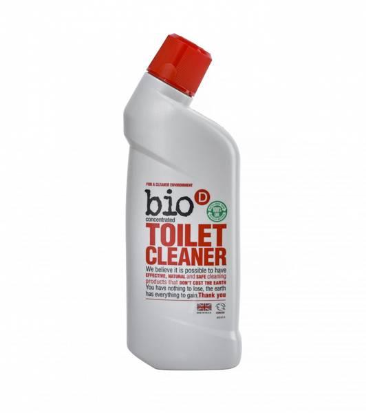 Bilde av Konsentrert toalettrengjøring 750ml / Bio-D