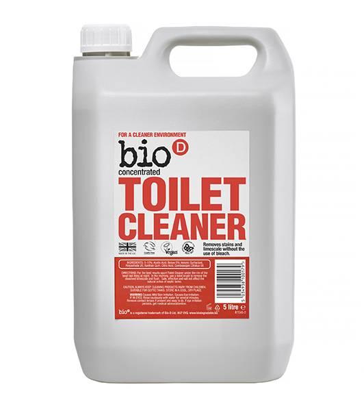 Bilde av 5 L konsentrert toalettrengjøring / Bio-D