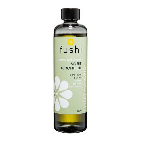 Bilde av Fushi søt mandelolje 100 ml, økologisk