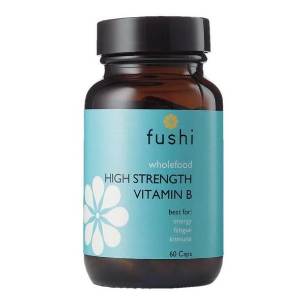 Bilde av B-vitamin Complex 60 stk kapsler / Fushi Wellbeing