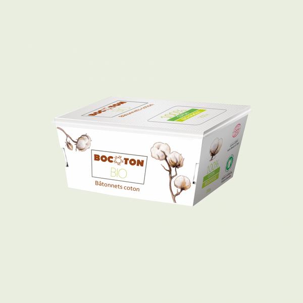 Bilde av Bocoton baby bomullspinner, økologisk