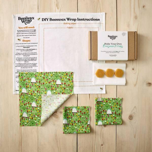Bilde av DIY-kit: Lag ditt eget bivokspapir / The BeesWax Wrap Kit