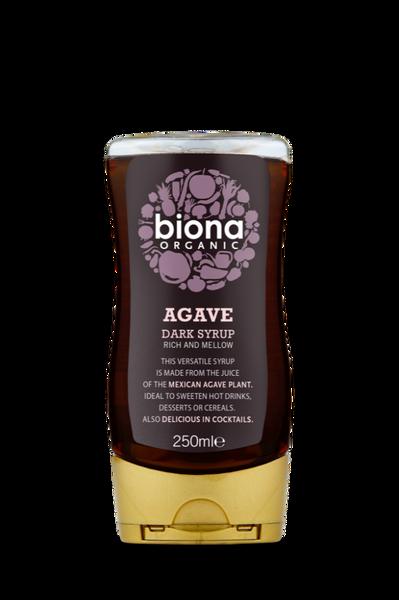 Bilde av Mørk Agavesirup 250ml / Biona Organic