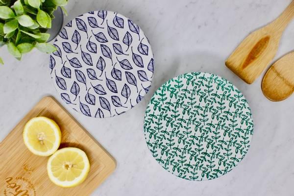Bilde av 2-pk bolletrekk str. S, Leafy / Your Green Kitchen