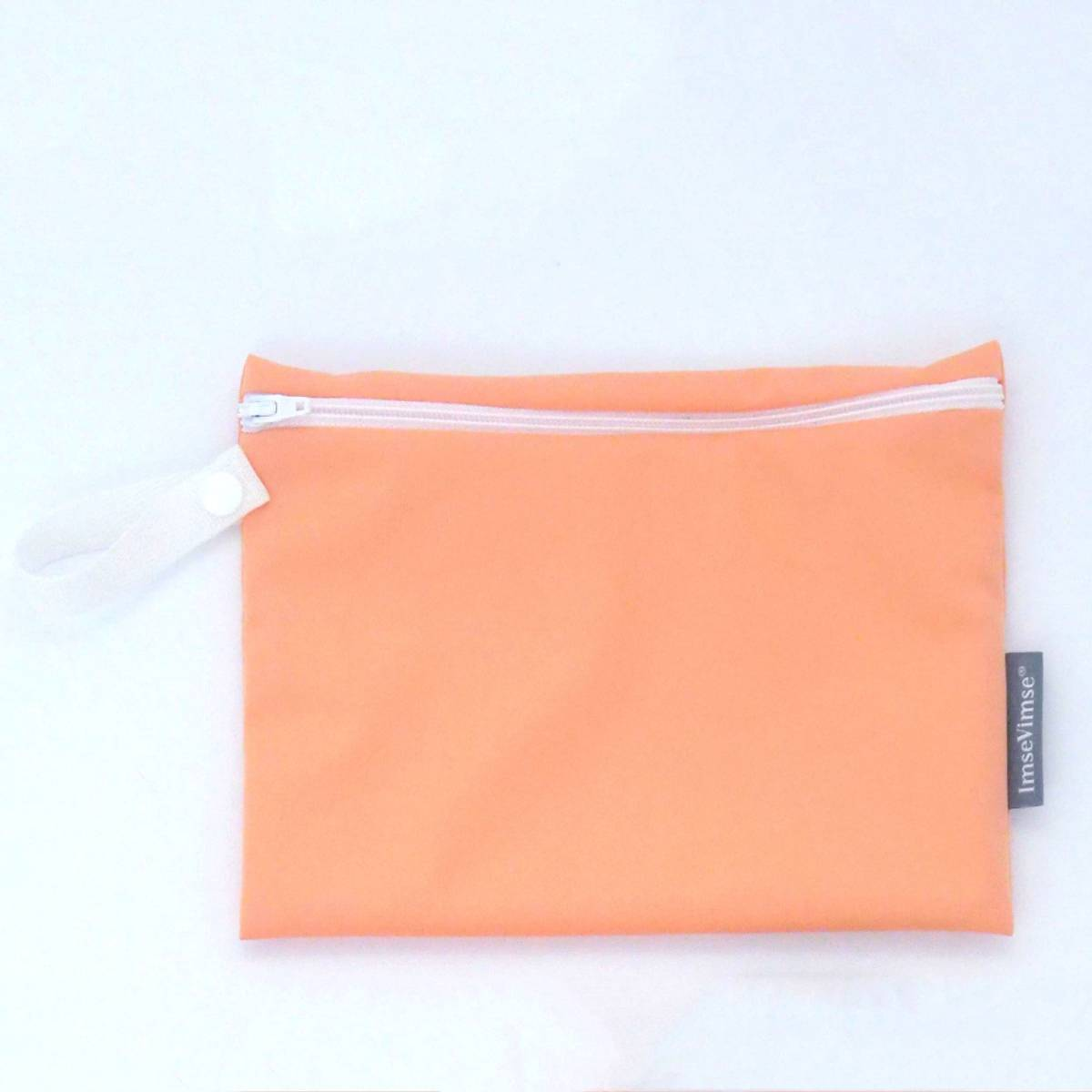 Mini våtpose, Peach / Imse Vimse