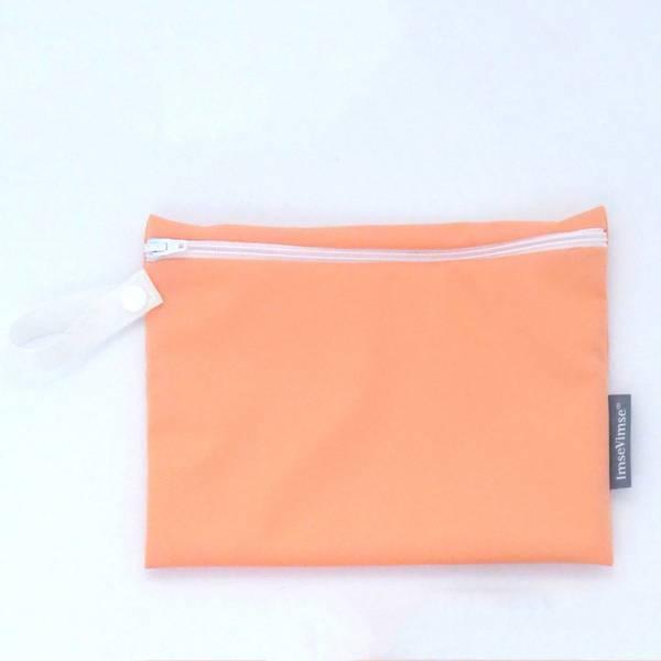 Bilde av Mini våtpose, Peach / Imse Vimse
