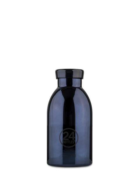 Bilde av CLIMA 0.33L Isolert termoflaske Black Radiance / 24Bottles