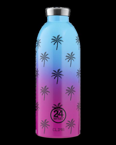 Bilde av CLIMA 0.85L Isolert termoflaske Palm Vibe / 24Bottles