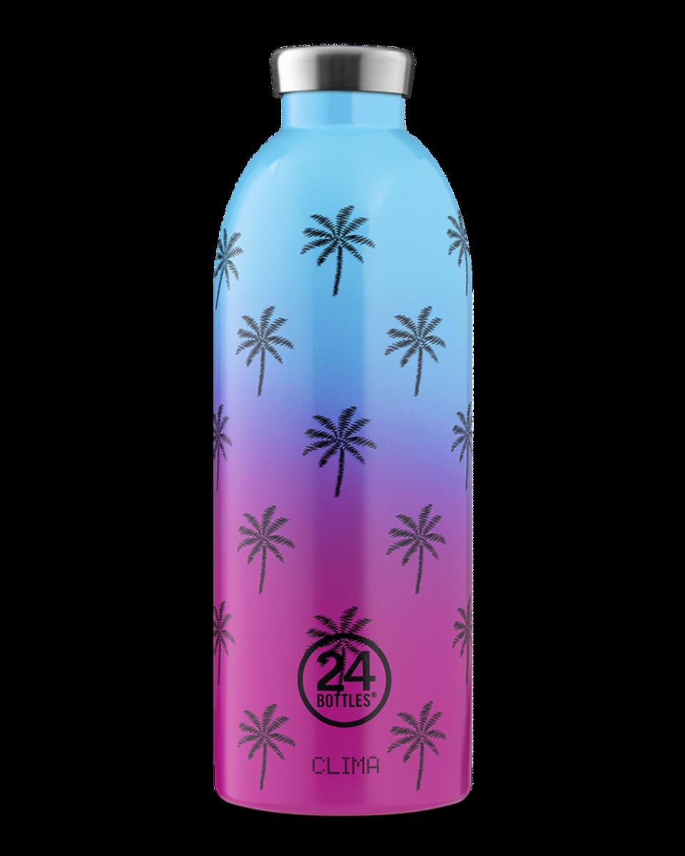 CLIMA 0.85L Isolert termoflaske Palm Vibe / 24Bottles