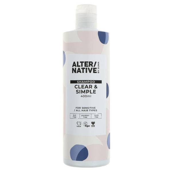 Bilde av Sjampo Clear & Simple 400ml / Alter/native