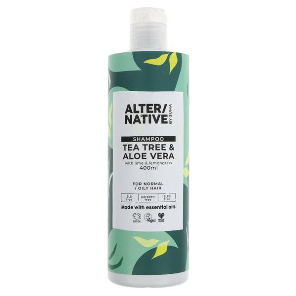 Bilde av Sjampo Tea Tree & Aleo Vera 400ml / Alter/native