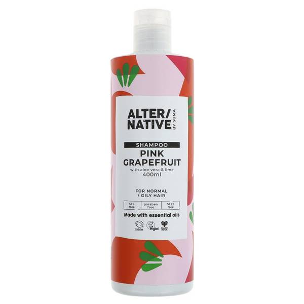 Bilde av Sjampo Pink Grapefruit & Aloe 400ml / Alter/native