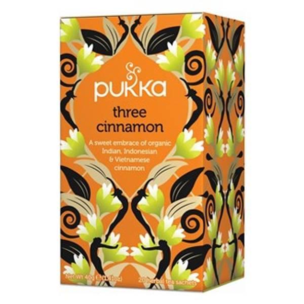 Bilde av Pukka Three Cinnamon 20 teposer