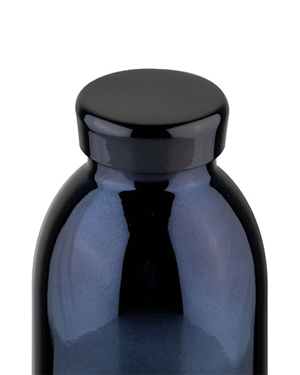 CLIMA 0.5L Isolert termoflaske Black Radiance / 24Bottles