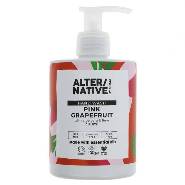 Bilde av Håndsåpe Pink Grapefruit & Aloe 300ml / Alter/native