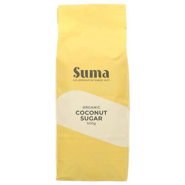 Bilde av 500g kokosblomstsukker, økologisk / Suma