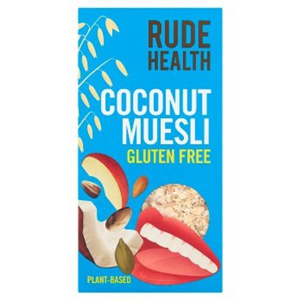 Bilde av Müsli med kokosnøtt, glutenfri 400g / Rude Health
