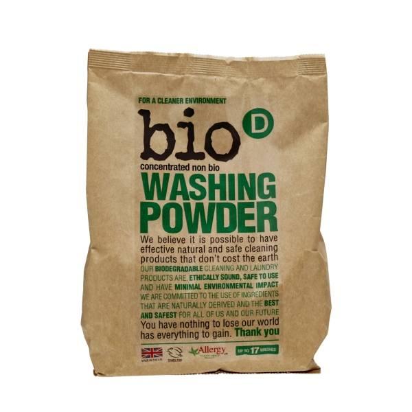 Bilde av 1 kg Naturlig vaskepulver til klær / Bio-D