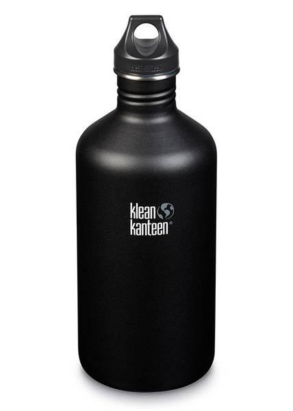 Bilde av Drikkeflaske 1900ml, Loop Cap, Shale Black / Klean Kanteen