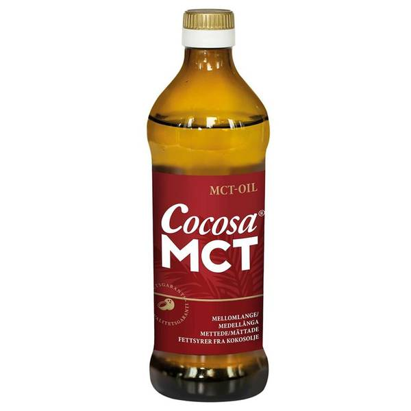 Bilde av Cocosa MCT-olje, 500ml / Cocosa