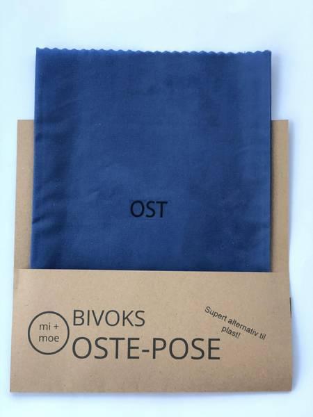 Bilde av Ostepose, Blå / Mi + Moe