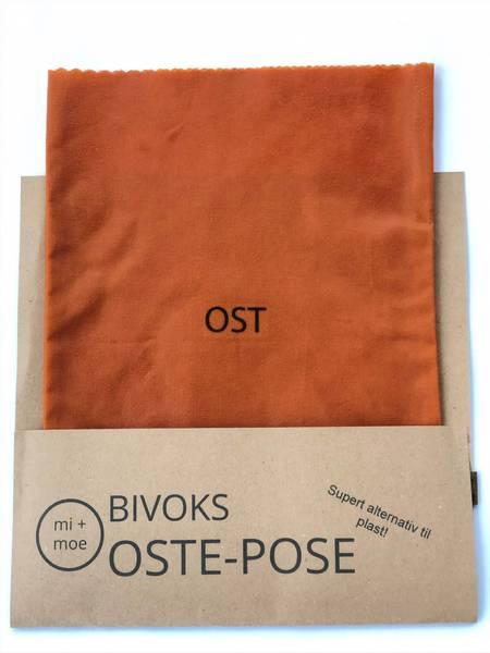 Bilde av Ostepose, Oransje / Mi + Moe