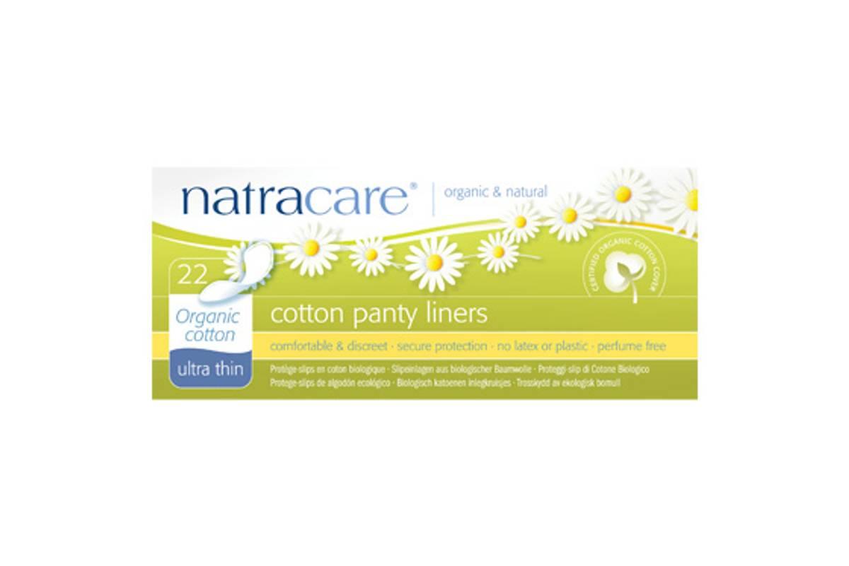 22 stk ULTRA THIN økologiske truseinnlegg / Natracare