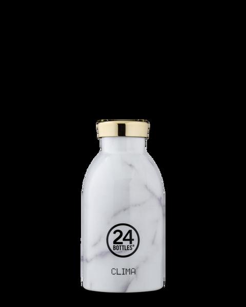 Bilde av CLIMA 0.33L Isolert termoflaske  Carrara / 24Bottles