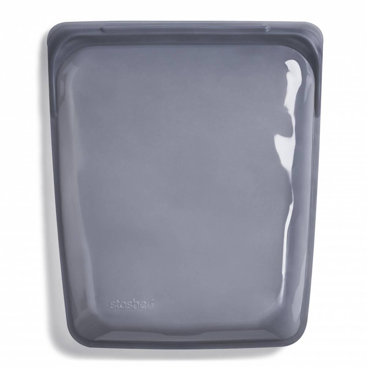 Half Gallon 1.9L, Ash / Stasher Bags