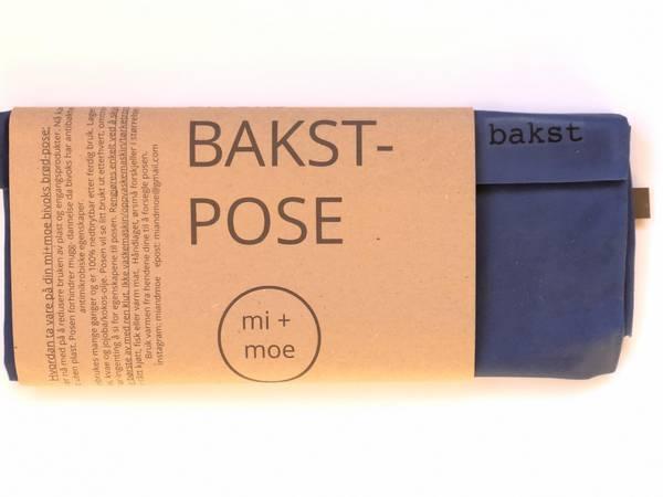 Bilde av Bakstpose, Blå / Mi + Moe