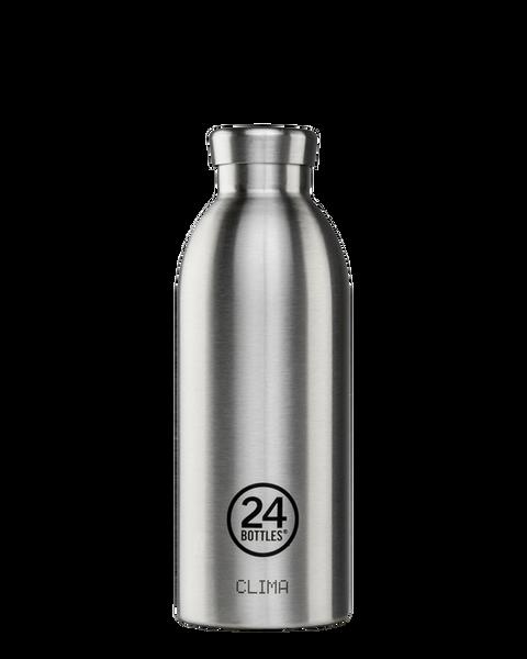Bilde av CLIMA 0.5L Isolert termoflaske Steel / 24Bottles