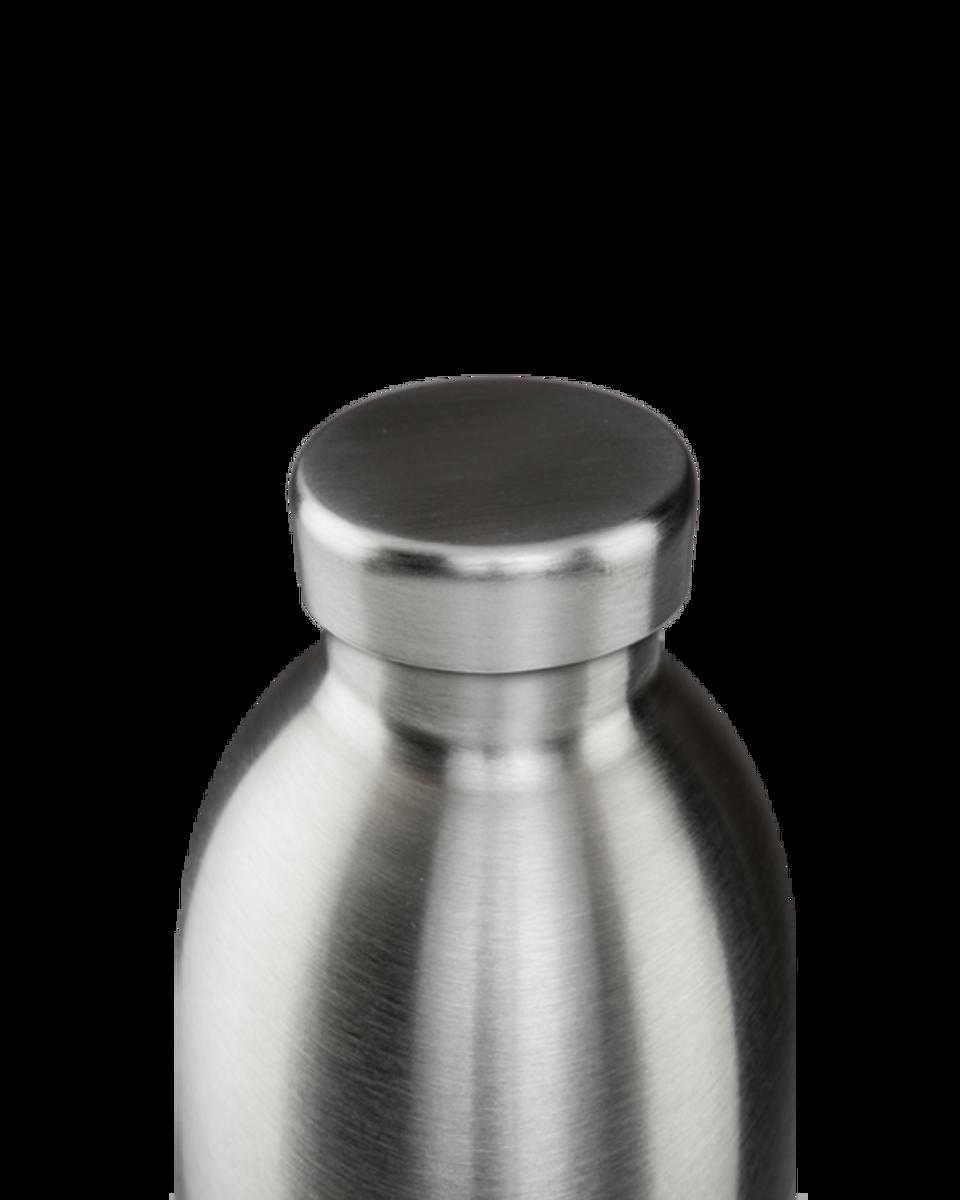 CLIMA 0.5L Isolert termoflaske Steel / 24Bottles