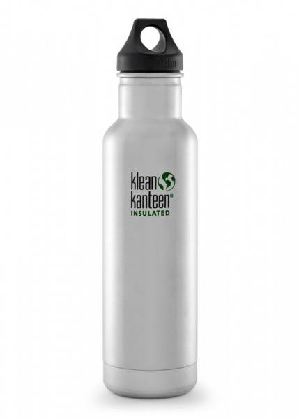 Bilde av Klean Kanteen Classic Insulated 592 ml, Brushed Stainless