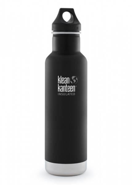 Bilde av Klean Kanteen Classic Insulated 592 ml, Shale Black