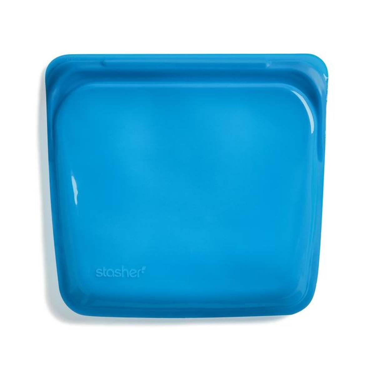 Stasher Sandwich, Blueberry / Stasher Bags