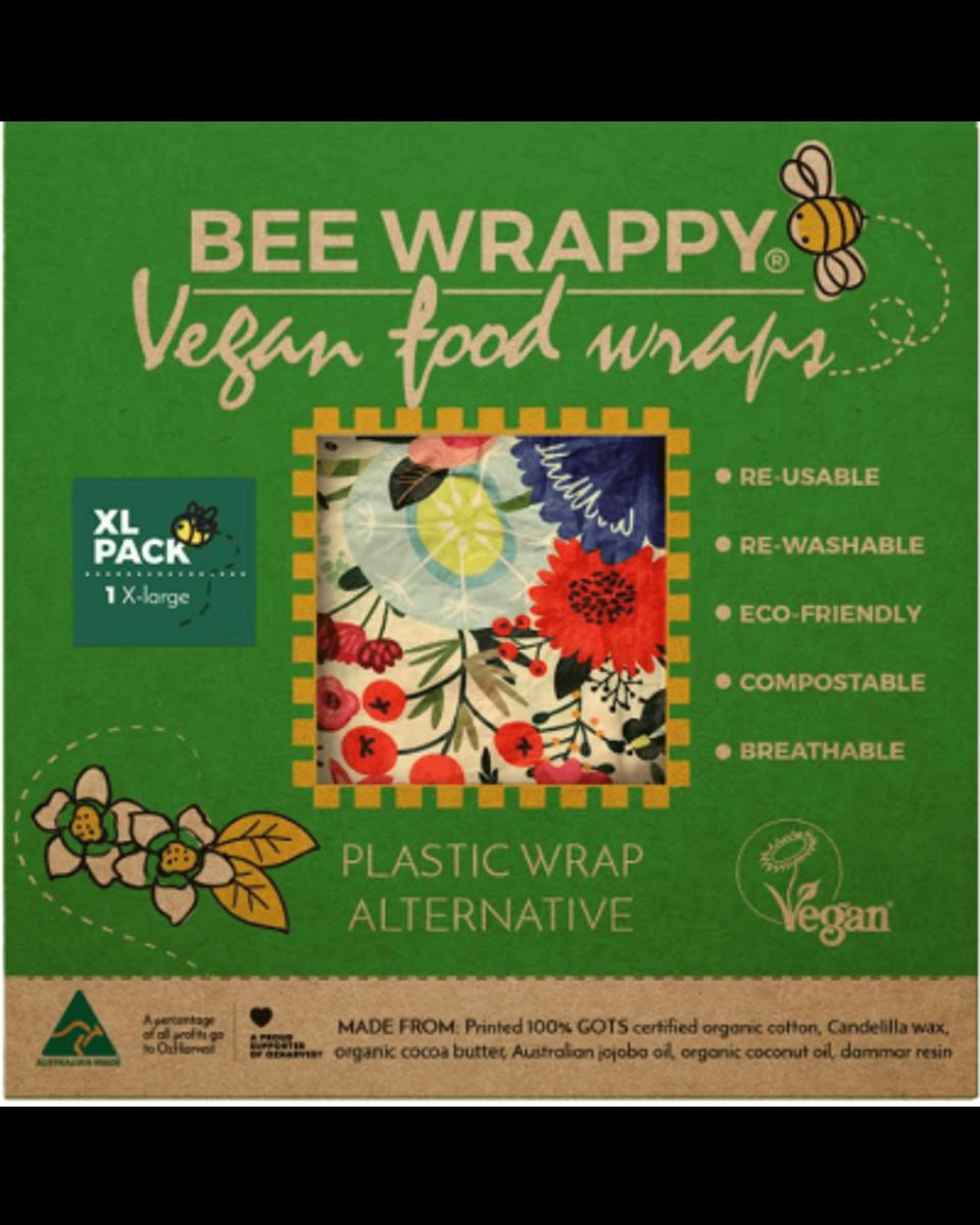 XL Vegansk brødwrap/voksark Bee Wrappy